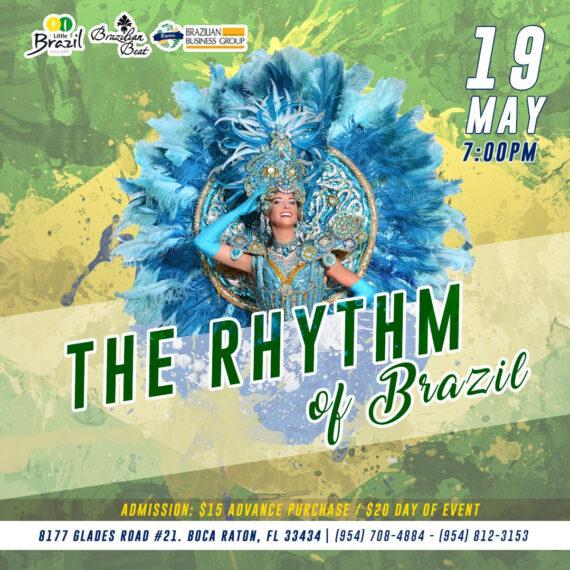 The rhythm of brazil