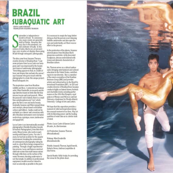 Brazil Subaquatic