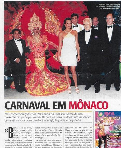 Carnaval em Monaco